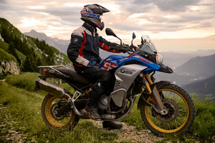 2019 BMW F 850 GS Adventure First Look 13