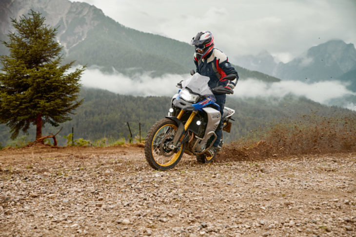 2019 BMW F 850 GS Adventure First Look 11