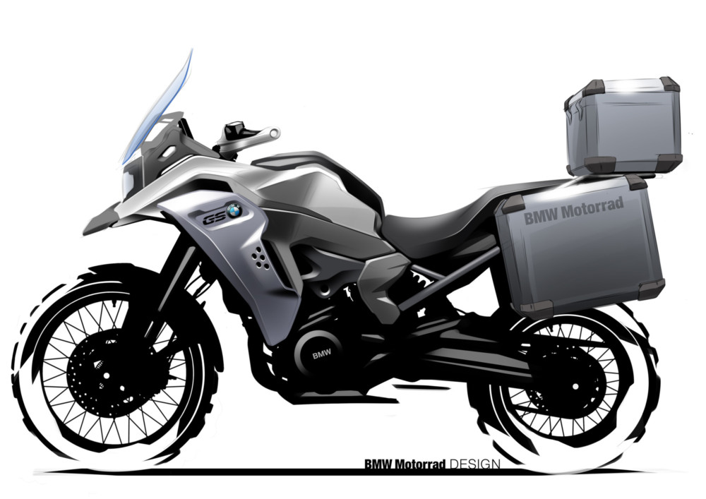 2019 bmw f 850 gs adventure first look. Black Bedroom Furniture Sets. Home Design Ideas