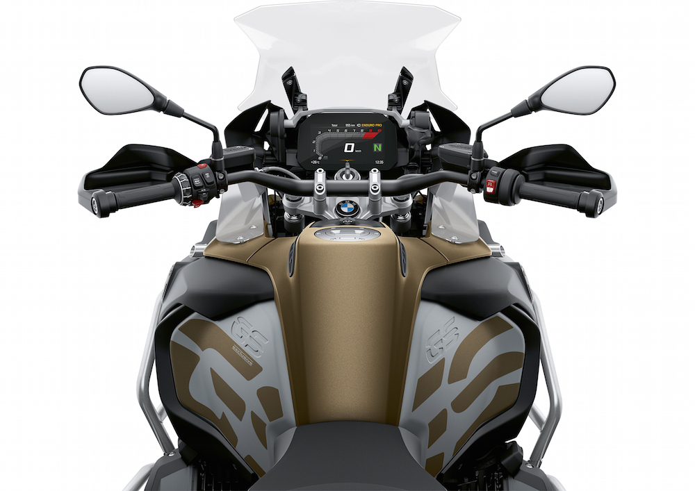 2019 Bmw R 1250 Gs Adventure First Look