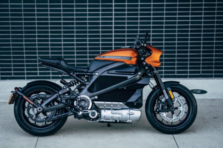2019 Harley-Davidson LiveWire First Look