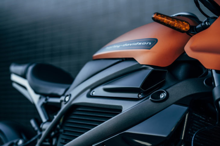 2019 Harley-Davidson LiveWire First Look 6