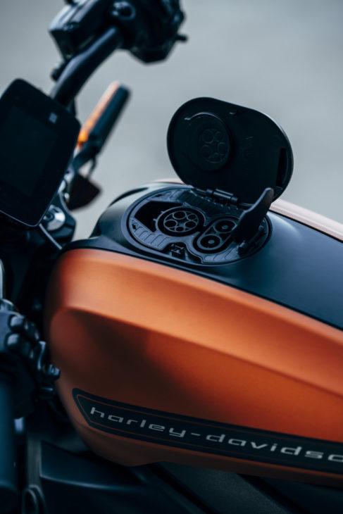 2019 Harley-Davidson LiveWire First Look 3