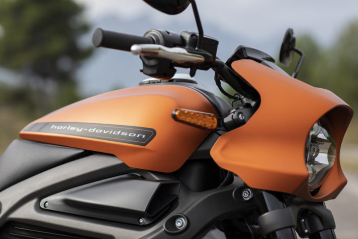 2019 Harley-Davidson LiveWire First Look 11