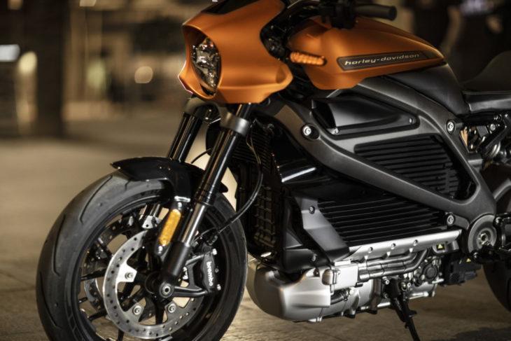 2019 Harley-Davidson LiveWire First Look 10