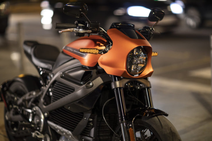 2019 Harley-Davidson LiveWire First Look 9