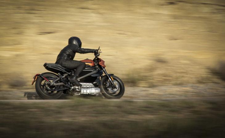 2019 Harley-Davidson LiveWire First Look 8