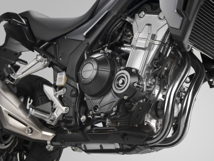 2019 Honda CB500X First Look 1