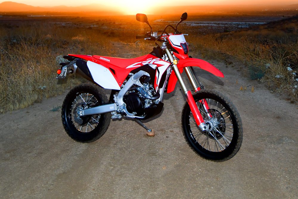 Remarkable 2019 Honda Crf450L Full Test Cycle News Dailytribune Chair Design For Home Dailytribuneorg