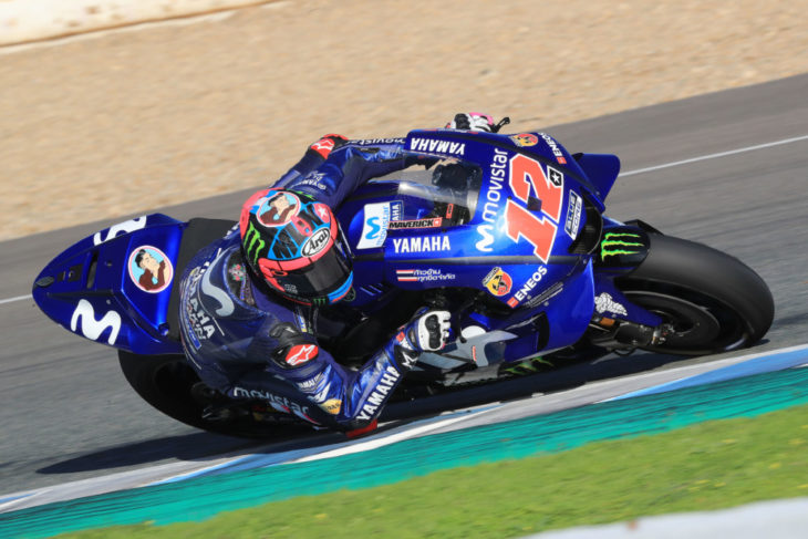 2019 Jerez MotoGP Test Day Two Results 2