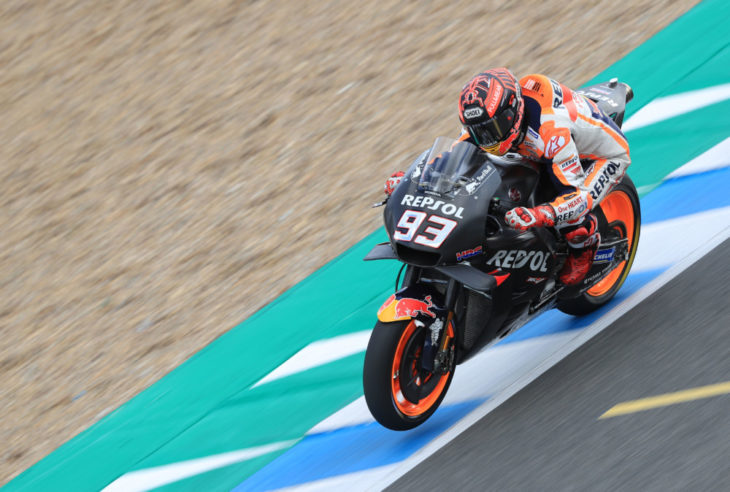 2019 Jerez MotoGP Test Day Two Results 1