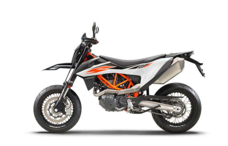 2019 KTM 690 SMC R First Look 6