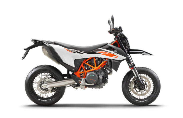 2019 KTM 690 SMC R First Look 1