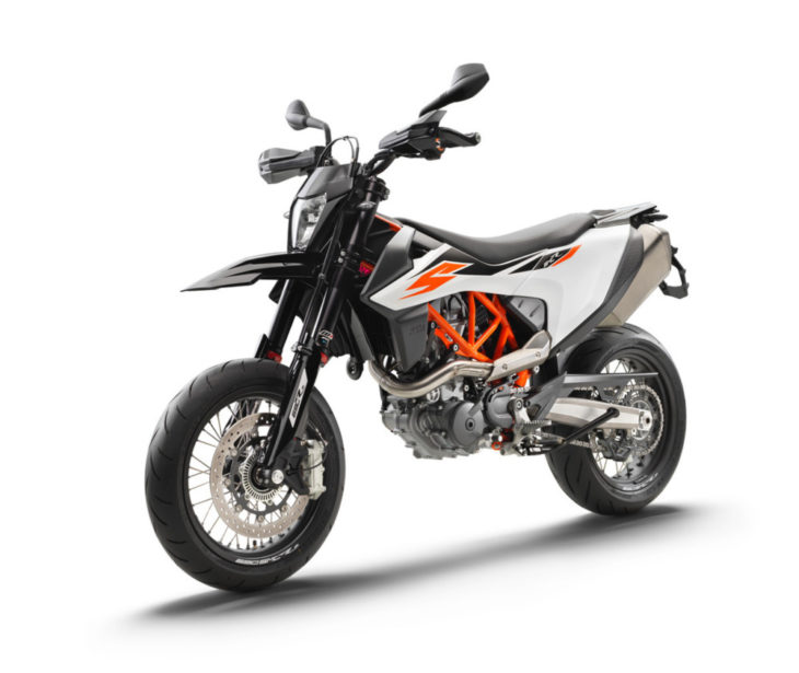 2019 KTM 690 SMC R First Look 5
