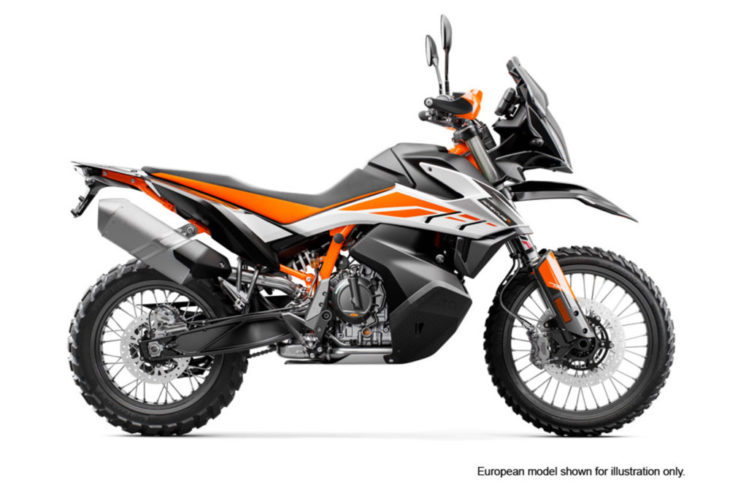 2019 KTM 790 Adventure and 790 Adventure R First Look 1
