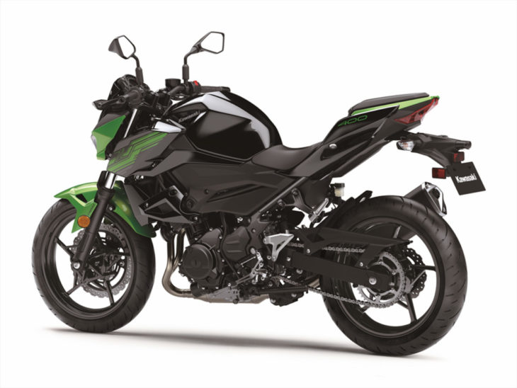 2019 Kawasaki Z400 ABS First Look 29