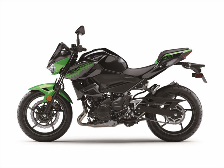 2019 Kawasaki Z400 ABS First Look 2