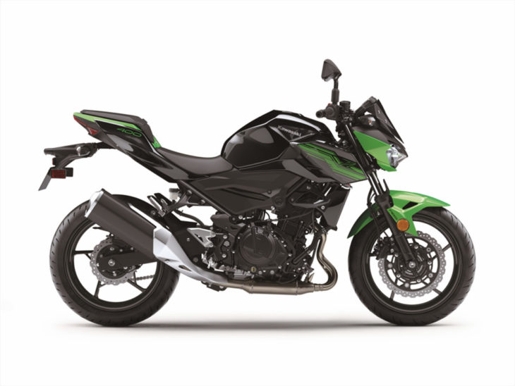 2019 Kawasaki Z400 ABS First Look 1