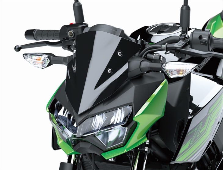 2019 Kawasaki Z400 ABS First Look 13