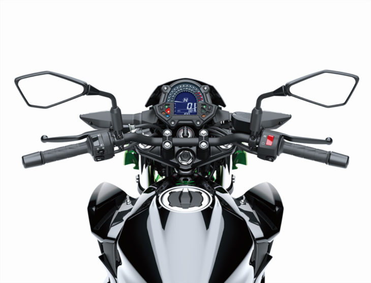 2019 Kawasaki Z400 ABS First Look 4