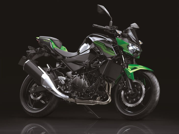 2019 Kawasaki Z400 ABS First Look 14