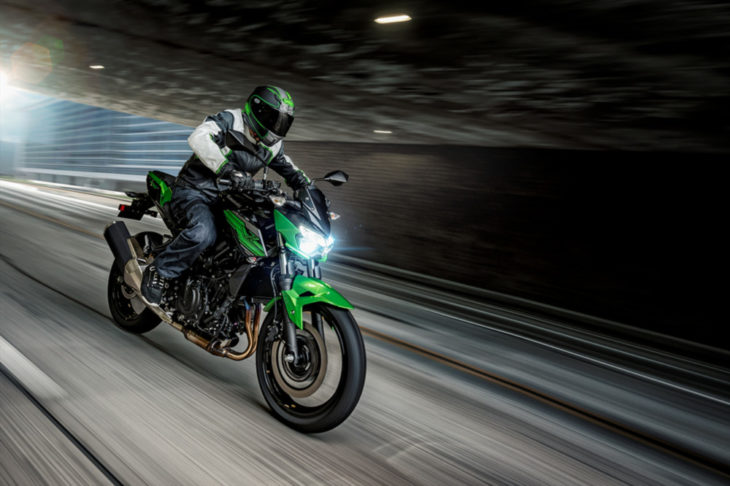 2019 Kawasaki Z400 ABS First Look 25