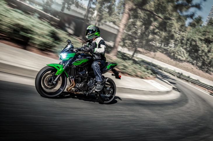 2019 Kawasaki Z400 ABS First Look 22