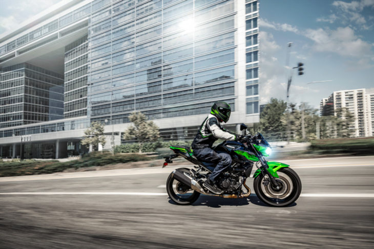 2019 Kawasaki Z400 ABS First Look 21