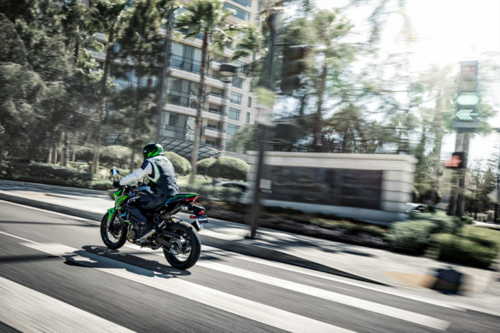 2019 Kawasaki Z400 ABS First Look 34