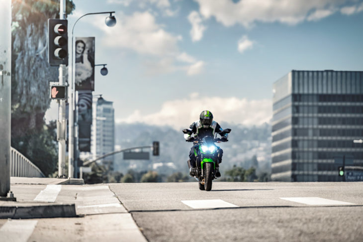 2019 Kawasaki Z400 ABS First Look 23