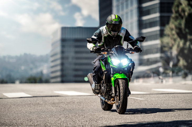 2019 Kawasaki Z400 ABS First Look 20