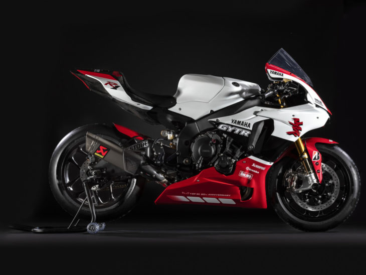 2019 Yamaha YZF-R1 Suzuka 8 Hours Edition First Look 1