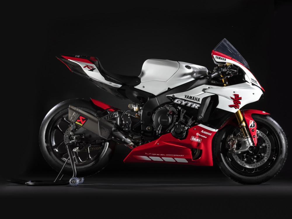 2019 Yamaha Yzf R1 Suzuka 8 Hours Edition First Look