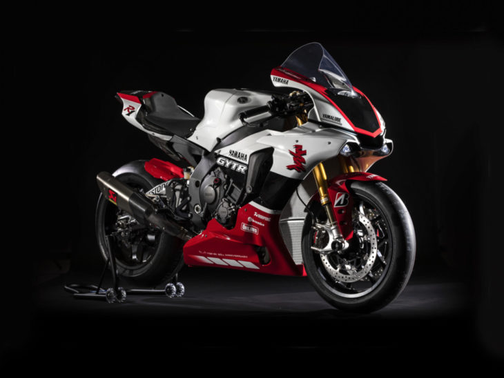 2019 Yamaha YZF-R1 Suzuka 8 Hours Edition First Look 2