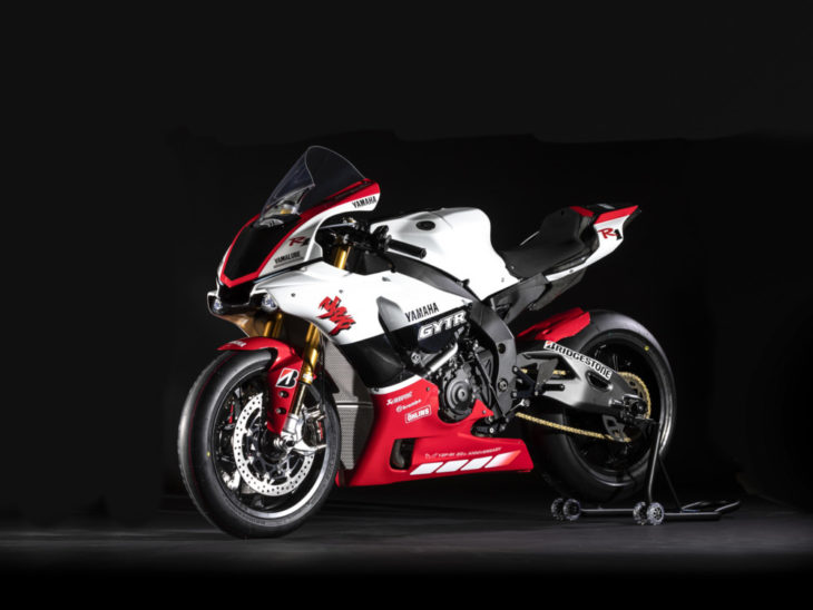 2019 Yamaha YZF-R1 Suzuka 8 Hours Edition First Look 4