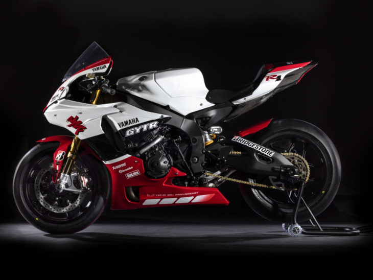 2019 Yamaha YZF-R1 Suzuka 8 Hours Edition First Look 5