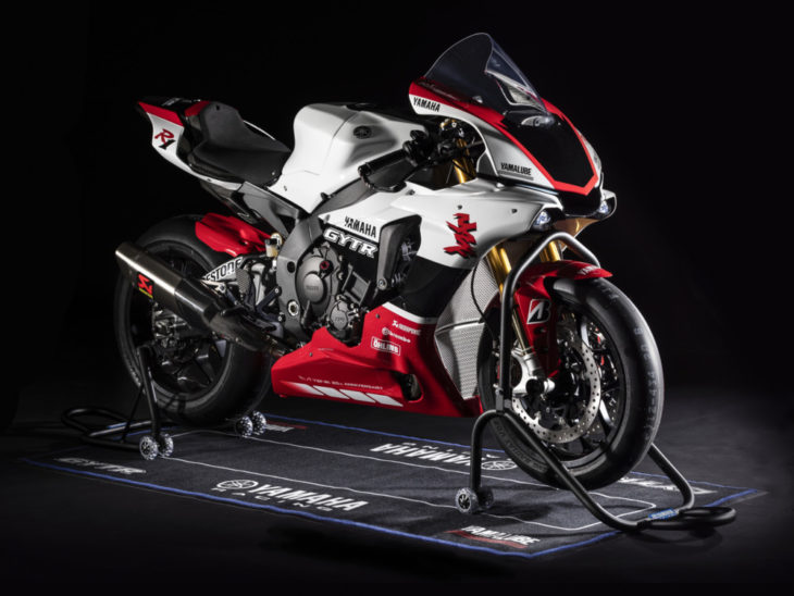 2019 Yamaha YZF-R1 Suzuka 8 Hours Edition First Look 7