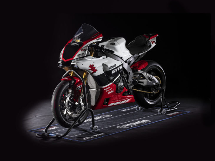 2019 Yamaha YZF-R1 Suzuka 8 Hours Edition First Look 8