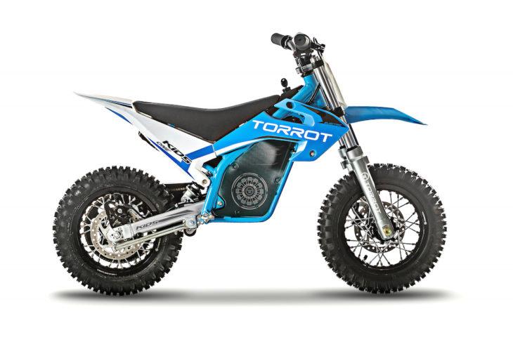 The new GasGas Kids bike.