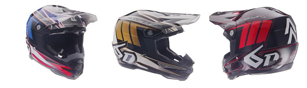 6D Helmets 2019 ATR-1 Helmet