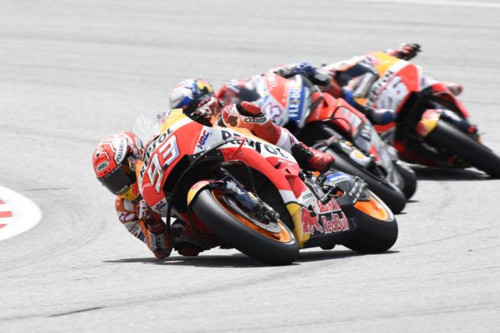 Marquez, Malaysian MotoGP race 2018