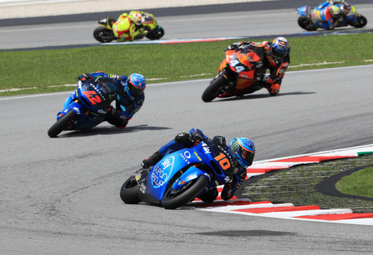 Marini, Moto2 race, Malaysian MotoGP 2018