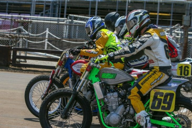 American Flat Track Boosts AFT Production Twins Class to 11 Events in 2019