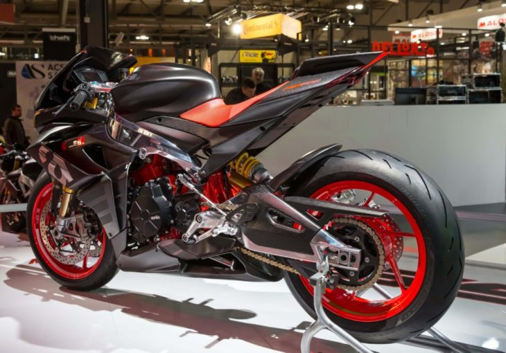 Aprilia Concept RS 660 First Look 3