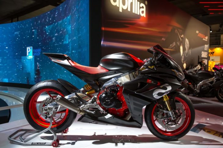 Aprilia Concept RS 660 First Look