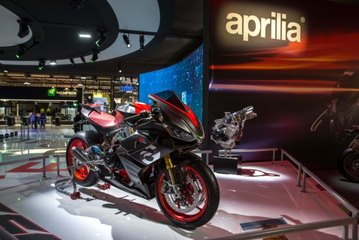 Aprilia Concept RS 660 First Look 2