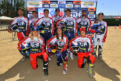 The 2018 ISDE U.S. World Trophy, Junior World Trophy and Women's World Trophy Teams are ready to battle in Chile. PHOTOGRAPHY BY MARK KARIYA