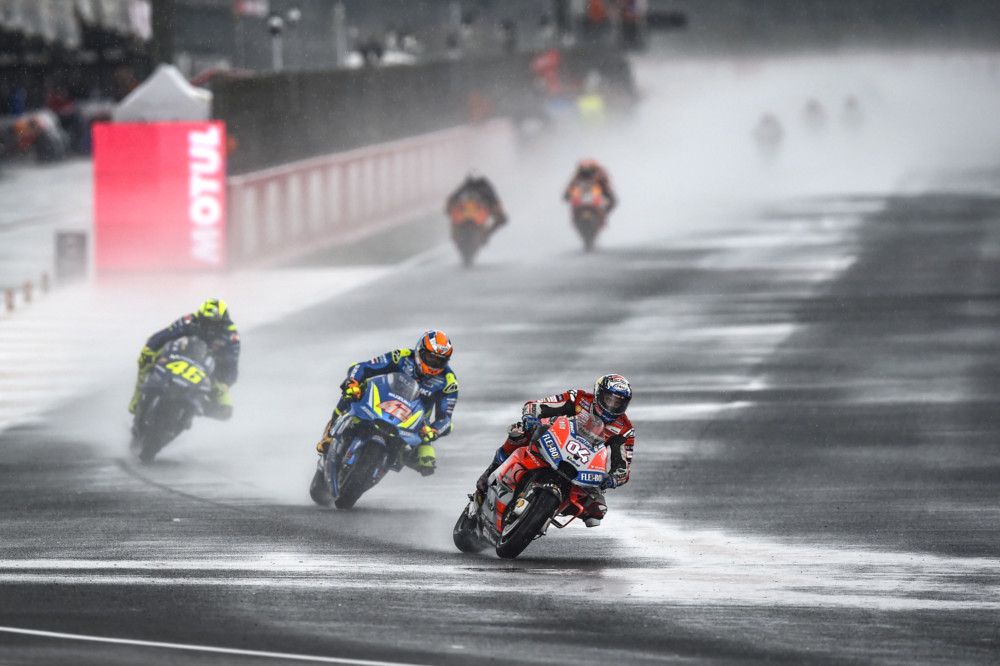 2018 Valencia Motogp Sunday Results Cycle News