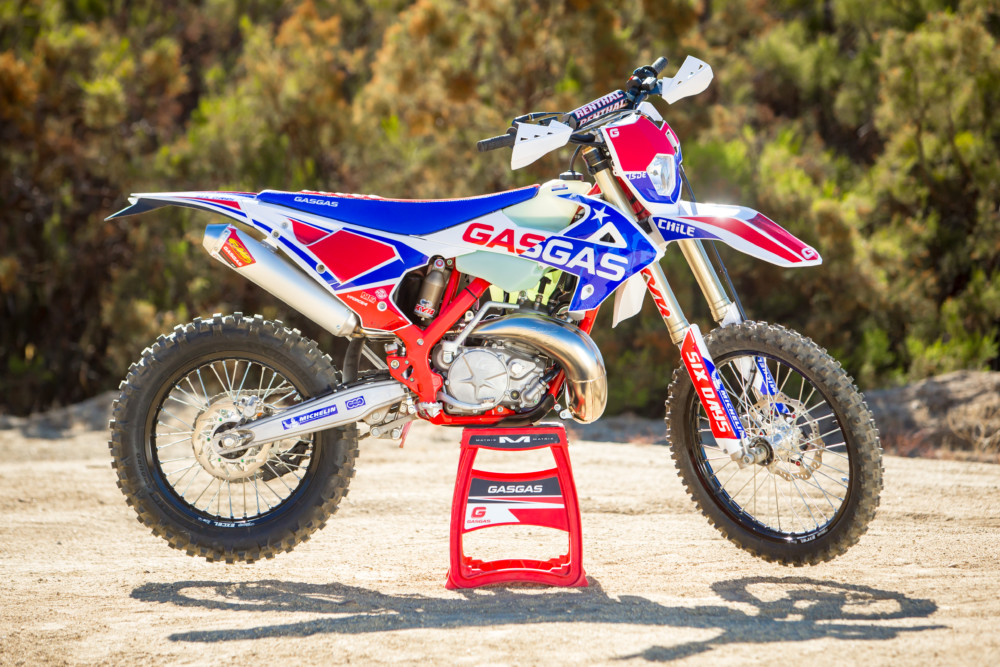 2019 GasGas EC300 Six Days Edition