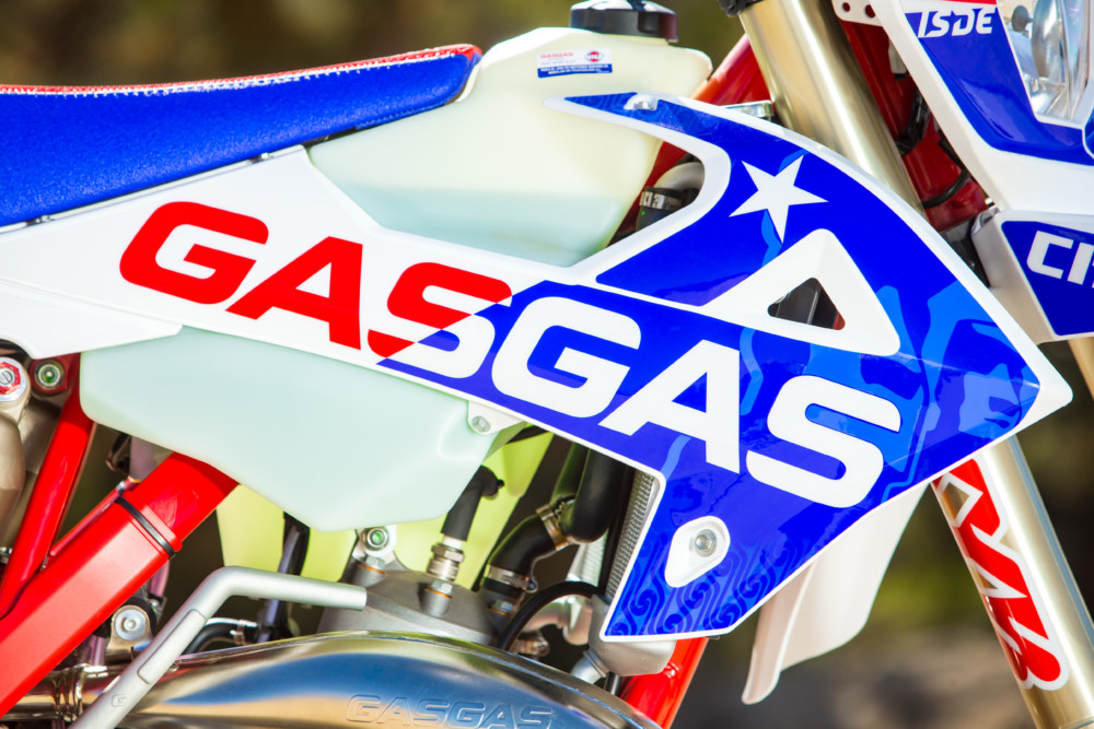 2019 GasGas EC300 Six Days Edition Graphics